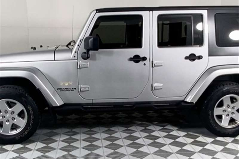 Used 2010 Jeep Wrangler Unlimited 2.8CRD Sahara
