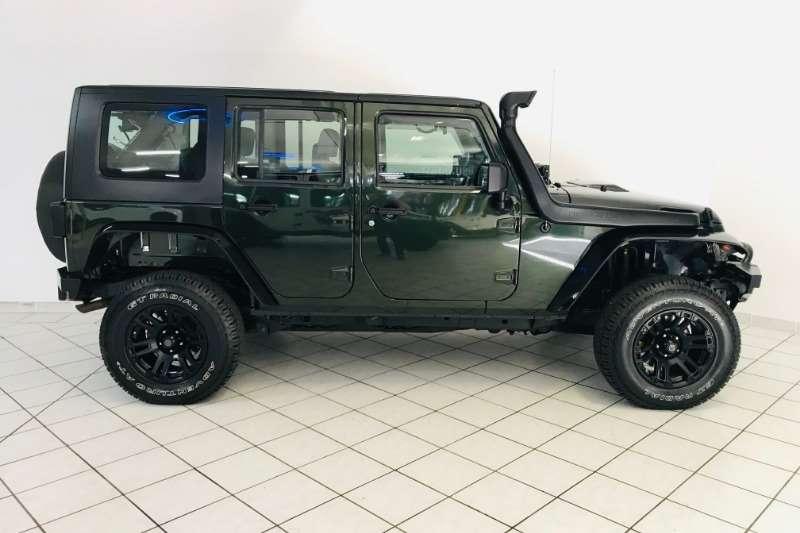 Jeep Wrangler Unlimited 2.8CRD Sahara 2011