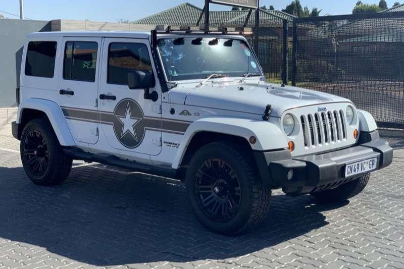 Jeep Wrangler Unlimited 2.8CRD Sahara 2013