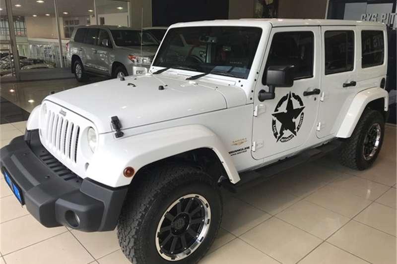 Jeep Wrangler Unlimited 2.8CRD Sahara 2014