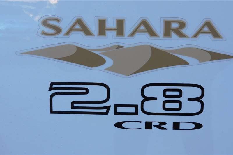 Used 2015 Jeep Wrangler Unlimited 2.8CRD Sahara