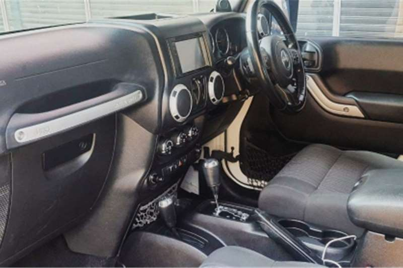 Used 2012 Jeep Wrangler Unlimited 3.6L Rubicon