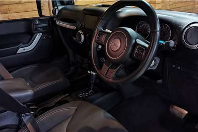 Used 2014 Jeep Wrangler Unlimited 3.6L Rubicon