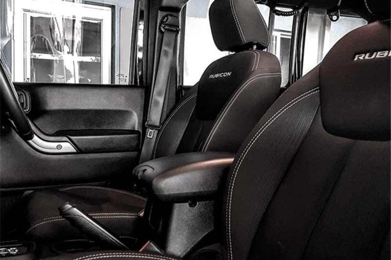 Jeep Wrangler Unlimited 3.6L Rubicon 2014