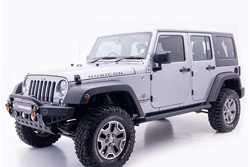 Jeep Wrangler Unlimited 3.6L Rubicon 2015