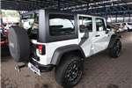 Jeep Wrangler Unlimited 3.6L Rubicon 2016
