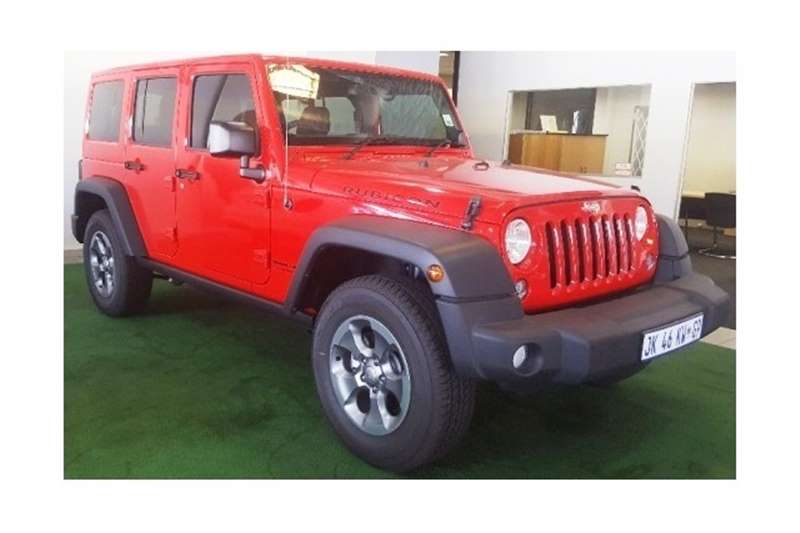 Jeep Wrangler Unlimited 3.6L Rubicon 2020