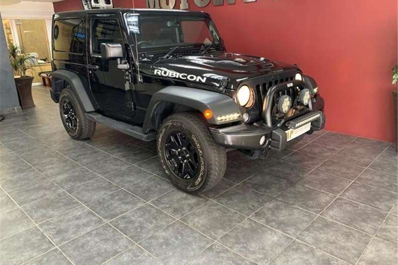 Jeep Wrangler Unlimited 3.6L Rubicon X 2015