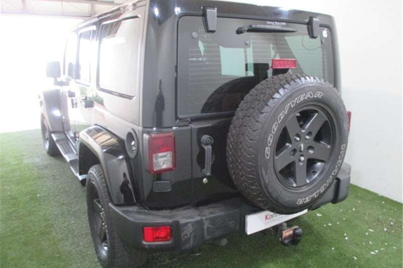 Jeep Wrangler Unlimited 3.6L Sahara 2012