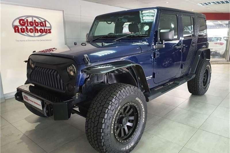 Jeep Wrangler Unlimited 3.6L Sahara 2013
