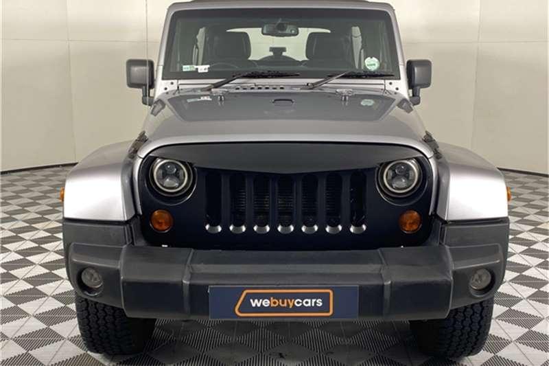 2013 Jeep Wrangler Wrangler Unlimited 3.6L Sahara