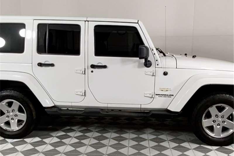 Used 2013 Jeep Wrangler Unlimited 3.6L Sahara