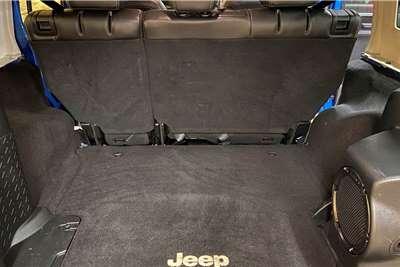 Used 2014 Jeep Wrangler Unlimited 3.6L Sahara
