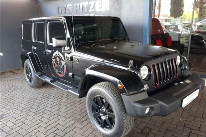 Jeep Wrangler Unlimited 3.6L Sahara 2015