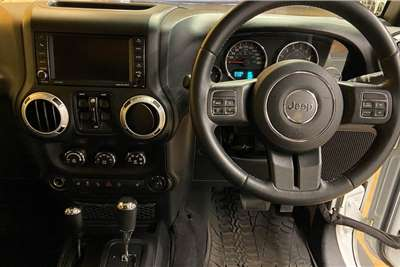 Jeep Wrangler Unlimited 3.6L Sahara 2016