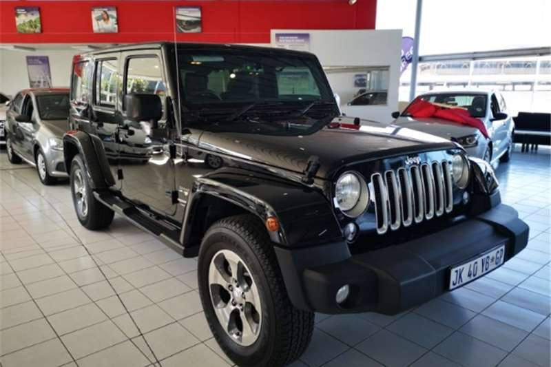 Jeep Wrangler Unlimited 3.6L Sahara 2020