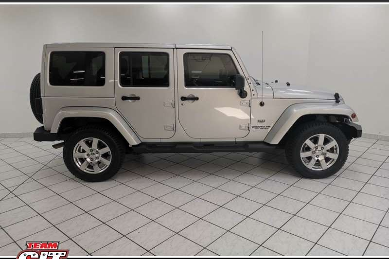 Jeep Wrangler Unlimited 3.8L 70th Anniversary Edition 2011