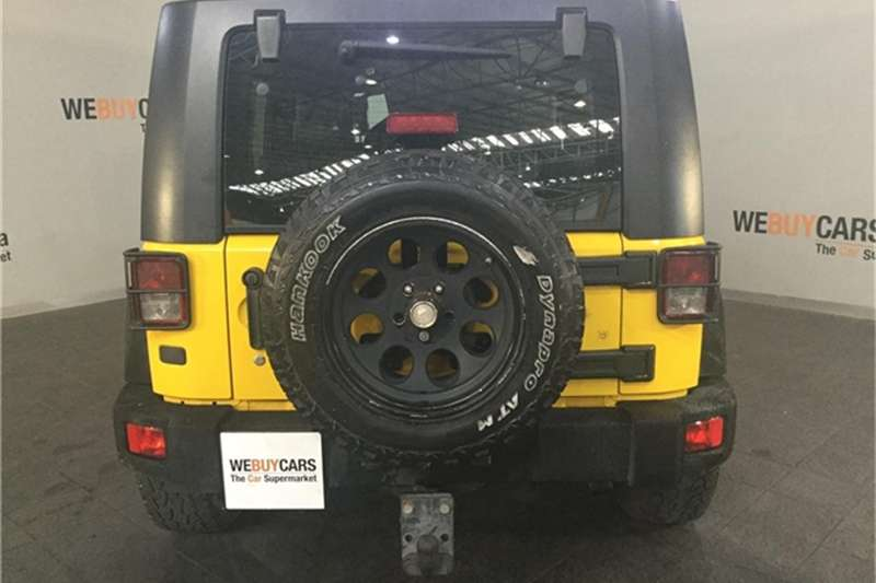 Jeep Wrangler Unlimited 3.8L Rubicon 2009