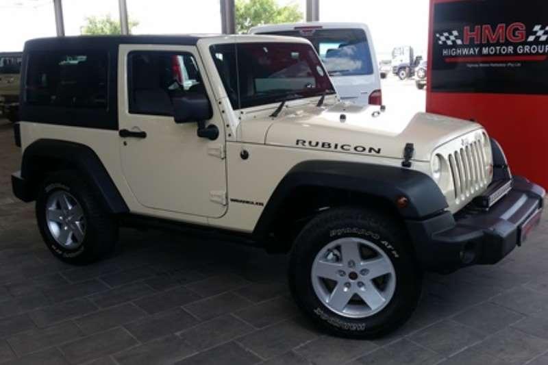 Jeep Wrangler Unlimited 3.8L Rubicon 2012