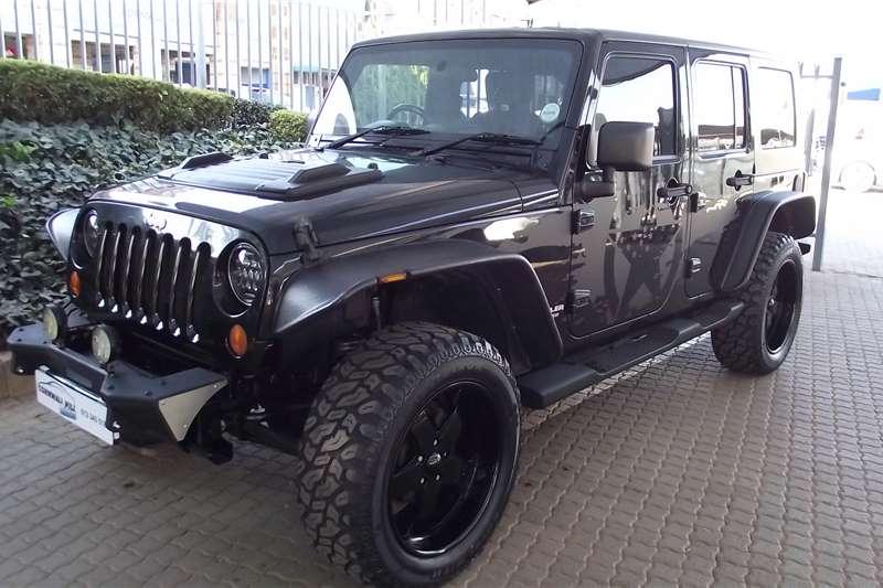Used 2007 Jeep Wrangler Unlimited 3.8L Sahara