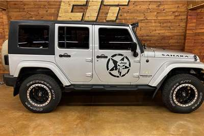 Jeep Wrangler Unlimited 3.8L Sahara 2009