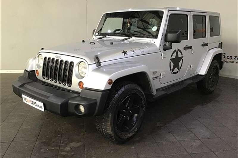 Jeep Wrangler Unlimited 3.8L Sahara 2011