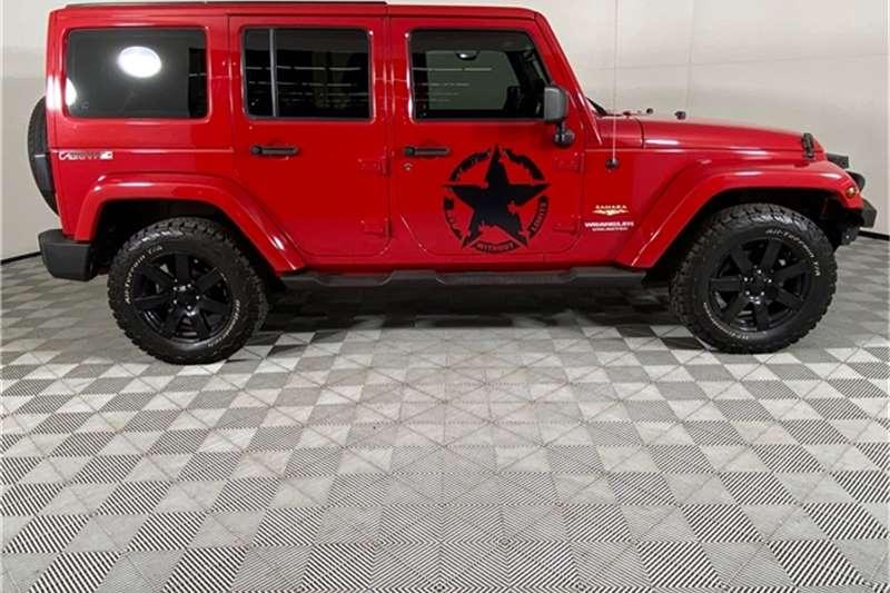 2011 Jeep Wrangler Wrangler Unlimited 3.8L Sahara