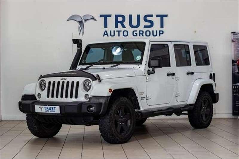 Jeep Wrangler Unlimited 3.8L Sahara 2014
