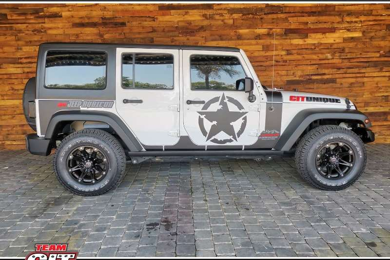 2014 Jeep Wrangler Unlimited WRANGLER UNLTD RUBICON 3.6 V6