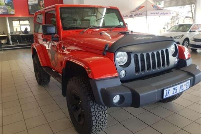 2020 Jeep Wrangler Unlimited WRANGLER UNLTD SAHARA 3.6 V6