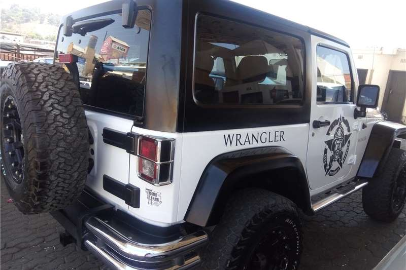Used 0 Jeep Wrangler Unlimited