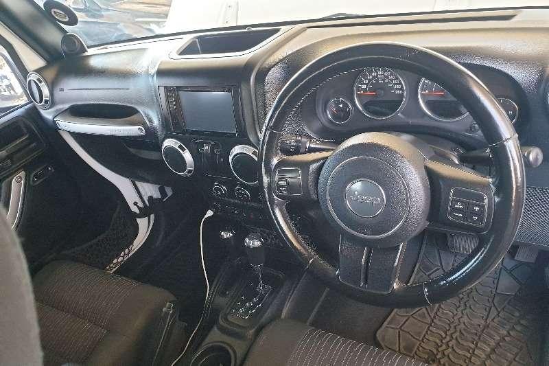 Used 2012 Jeep Wrangler Unlimited WRANGLER UNLTD RUBICON 3.6 V6