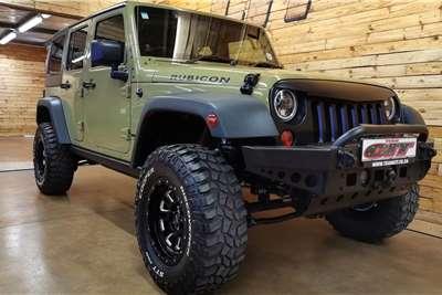2013 Jeep Wrangler Unlimited WRANGLER UNLTD RUBICON 3.6 V6