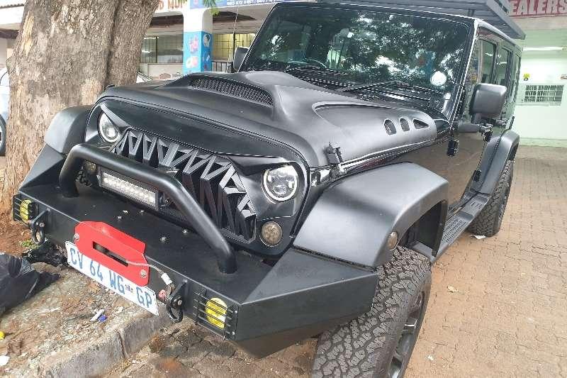 Used 2010 Jeep Wrangler Unlimited WRANGLER UNLTD SAHARA 3.6L V6 A/T