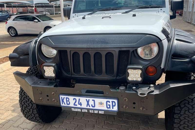 Used 2012 Jeep Wrangler Unlimited WRANGLER UNLTD SAHARA 3.6L V6 A/T