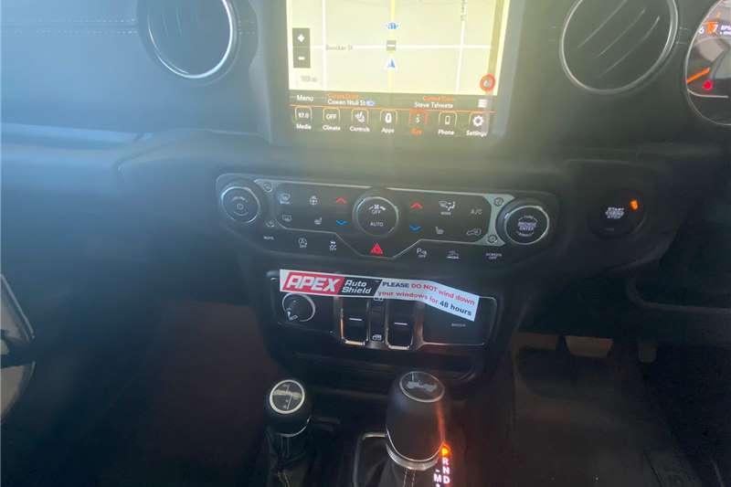 Used 2021 Jeep Wrangler Unlimited WRANGLER UNLTD SAHARA 3.6L V6 A/T