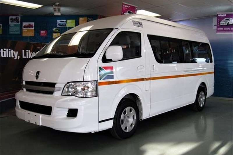 Jin Bei Haise H2 2.4i 16 Seater 2019