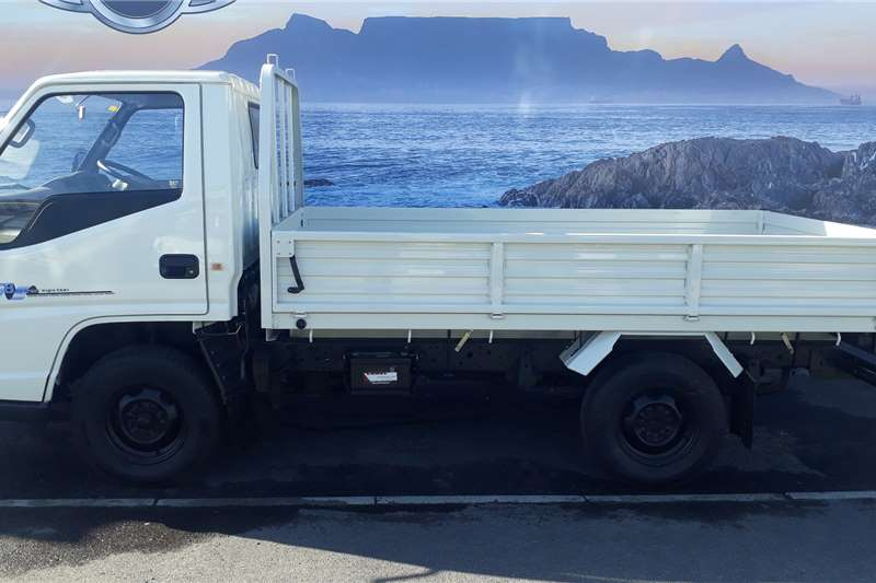JMC 4x2 Carrying 1.6 Ton SWB Dropside S/Cab LUX 2020