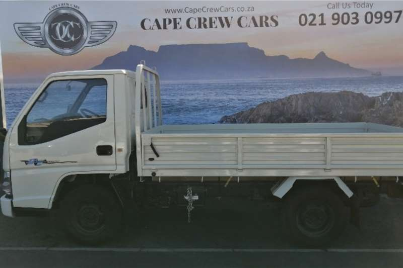 JMC 4x2 Carrying 1.6 Ton SWB Dropside S/Cab STD 2020