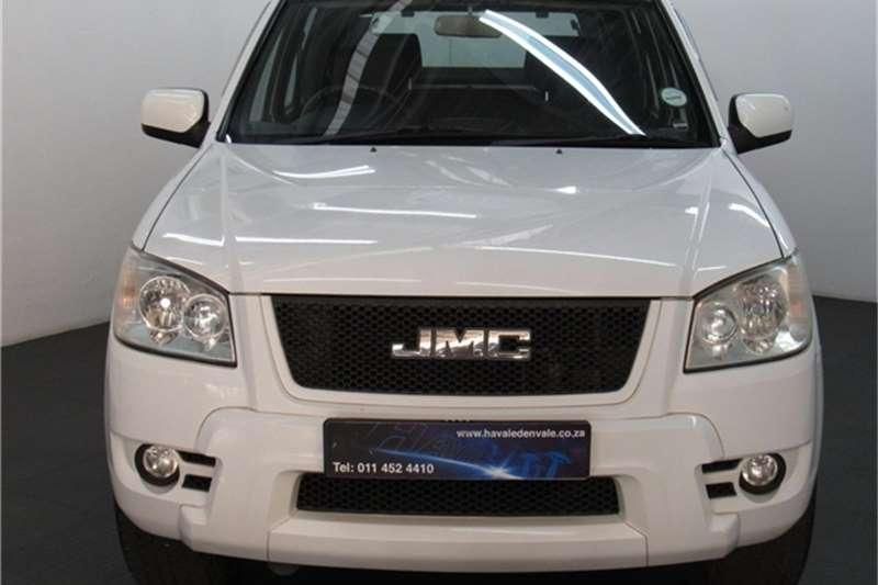 JMC Boarding 2.8TD double cab 4x4 Lux 2015