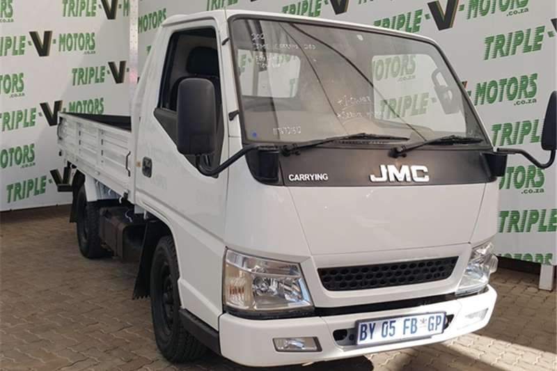JMC CARRYING 2.8 TDi LUX LWB F/C C/C 2012