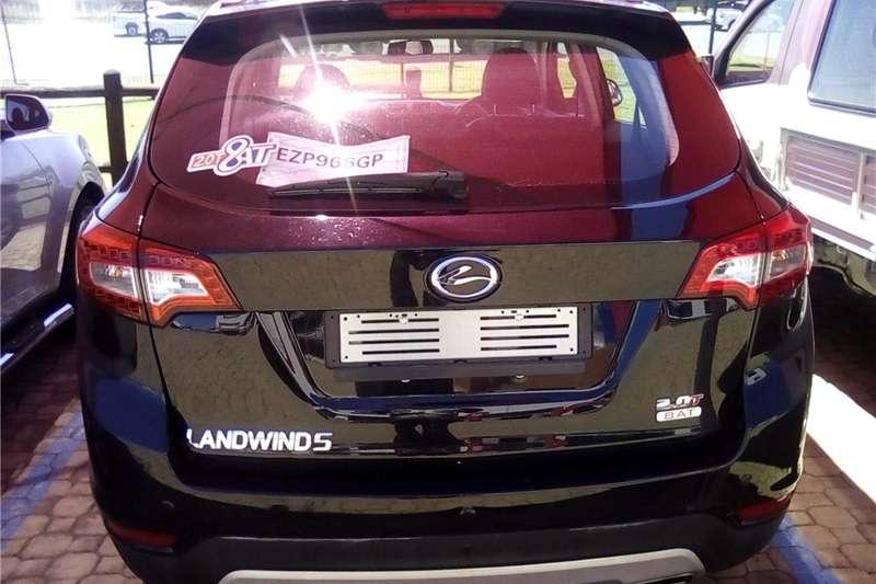 JMC Landwind 5 2.0T Flagship auto 2020