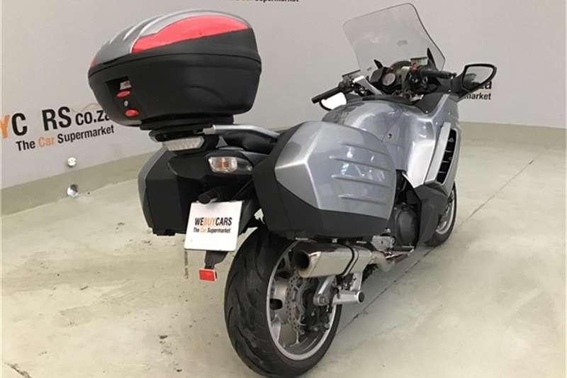 Kawasaki 1400 2007