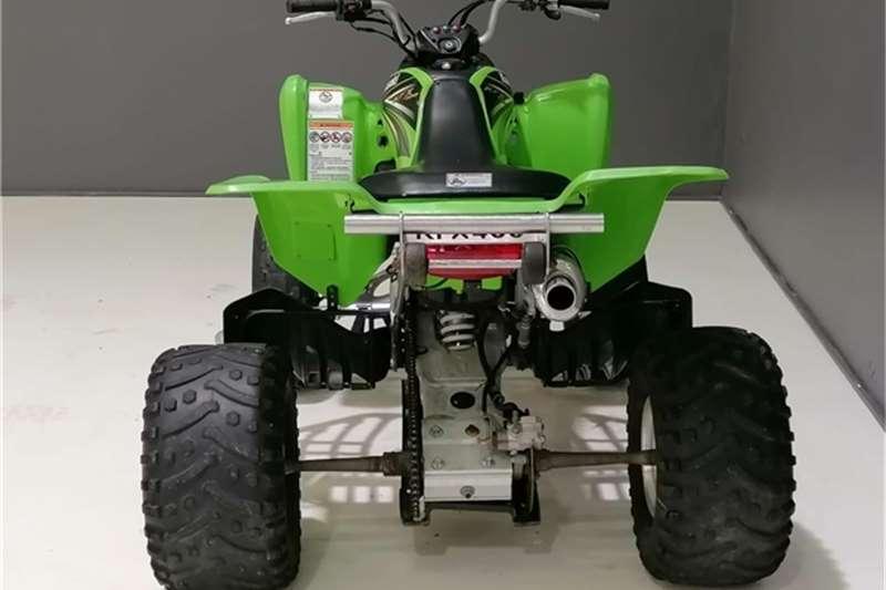 Used 2004 Kawasaki KFX