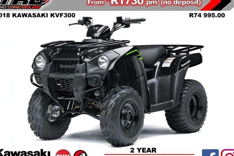 Kawasaki KVF 300 2018