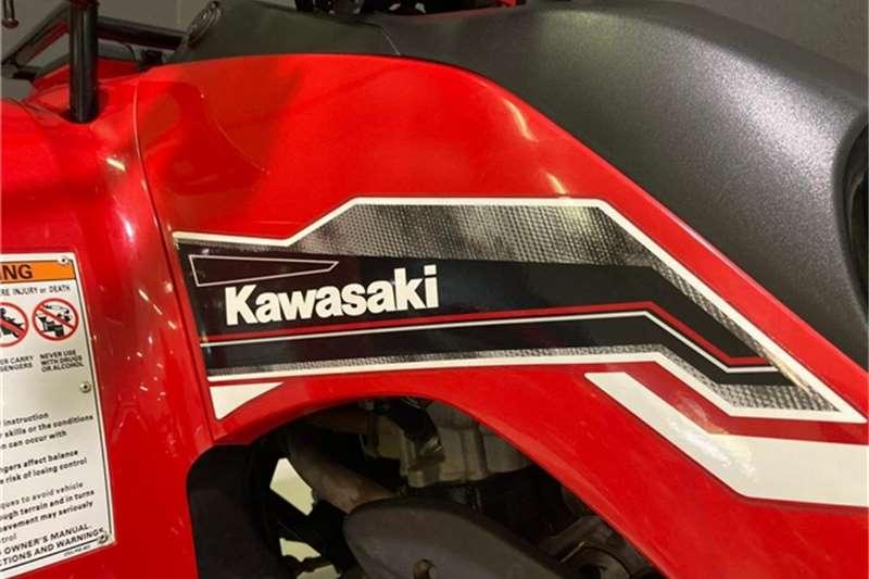 Kawasaki KVF 300 Bruteforce 2020