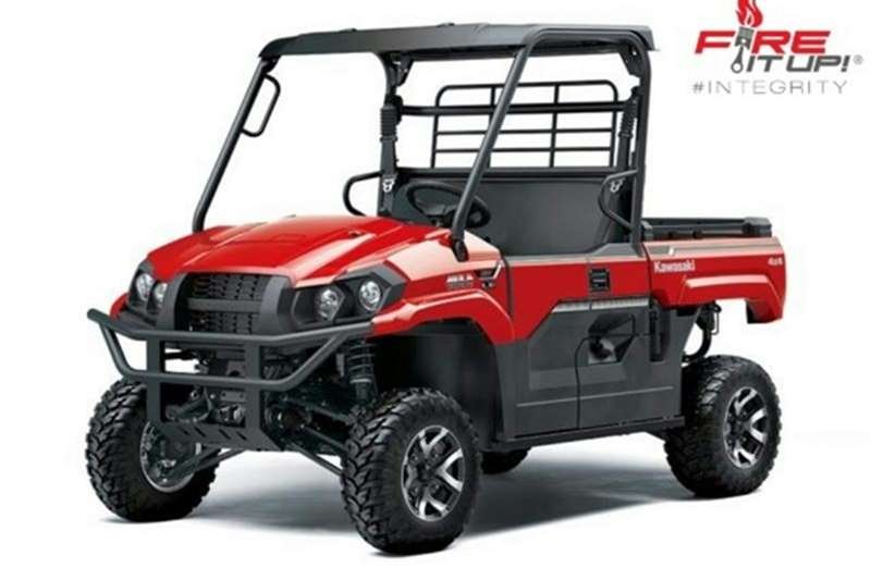 Kawasaki Mule 610 BIG FOOT 4X4 2020