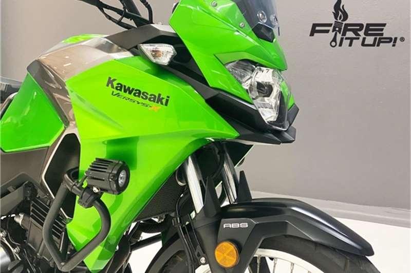 Kawasaki Versys 300 X 2018