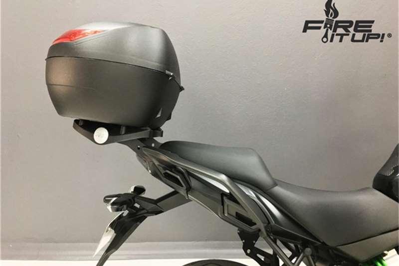 Kawasaki Versys KLE650 2018