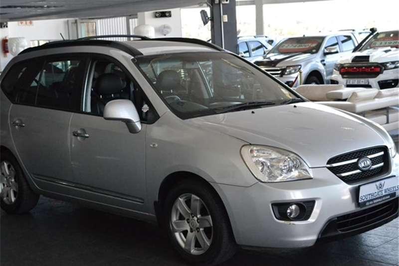 2008 Kia Carens 2.0 automatic